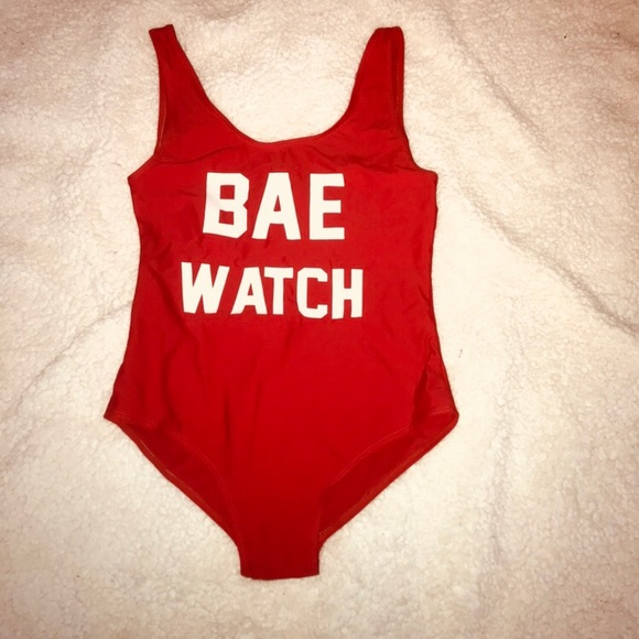 1c9bd94303c BAE Watch One Piece Swimsuit unbranded. M 5aa844cb6bf5a6065a3a4e3a